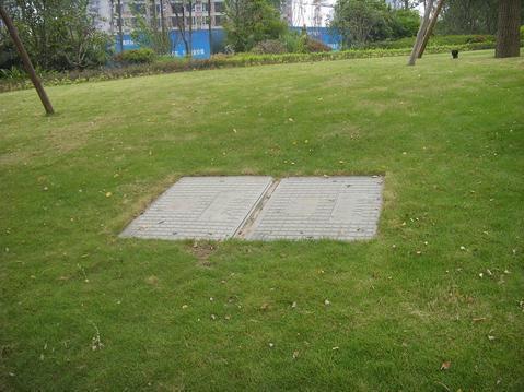 重庆某小区井盖使用案例