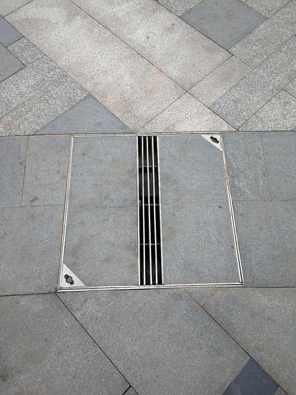不锈钢输水井盖