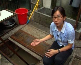 重庆某家餐馆厨房安装井盖案例
