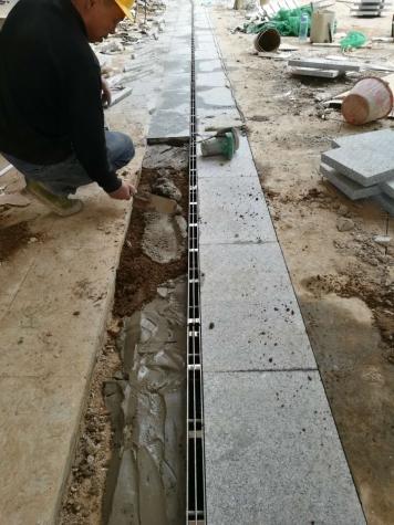 不锈钢长型井盖