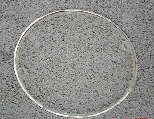 圆形不锈钢井盖