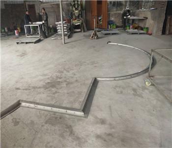 重庆扇形排水沟盖板