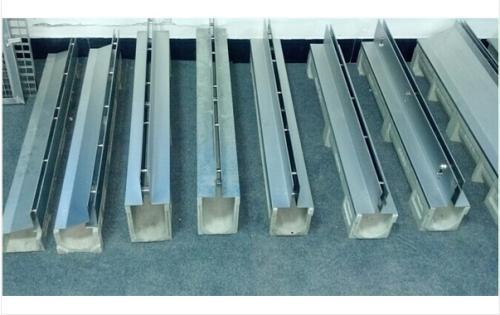 201不锈钢线性排水沟盖板