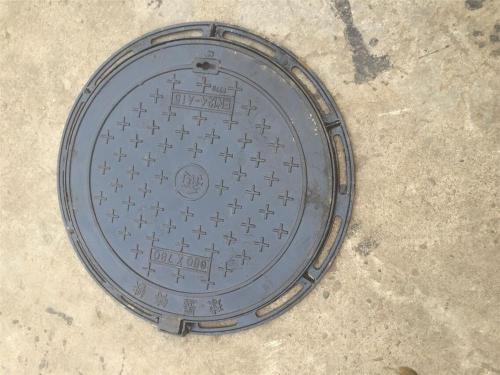 铸铁圆形井盖