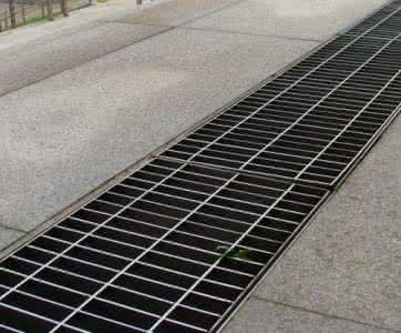 臭水沟侧缝排水沟盖板